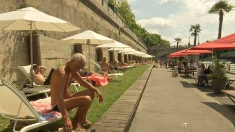 París ya disfruta de sus 'playas'