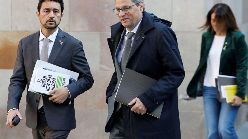 La Generalitat solo asume la parte del informe de Amnistía que le da la razón