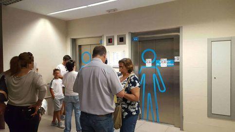 El cadáver del ascensor de La Paz no es un caso aislado: el suicidio en los hospitales