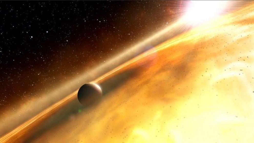 El 'expediente X' que intriga a los cazadores de planetas