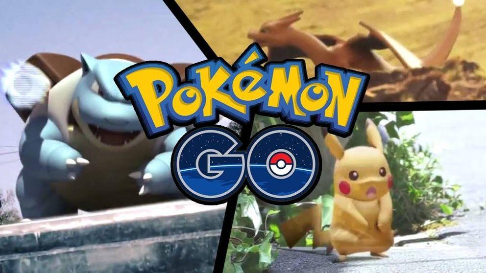 Una locura colectiva llamada Pokémon Go: cómo bajártelo en Android y iOS