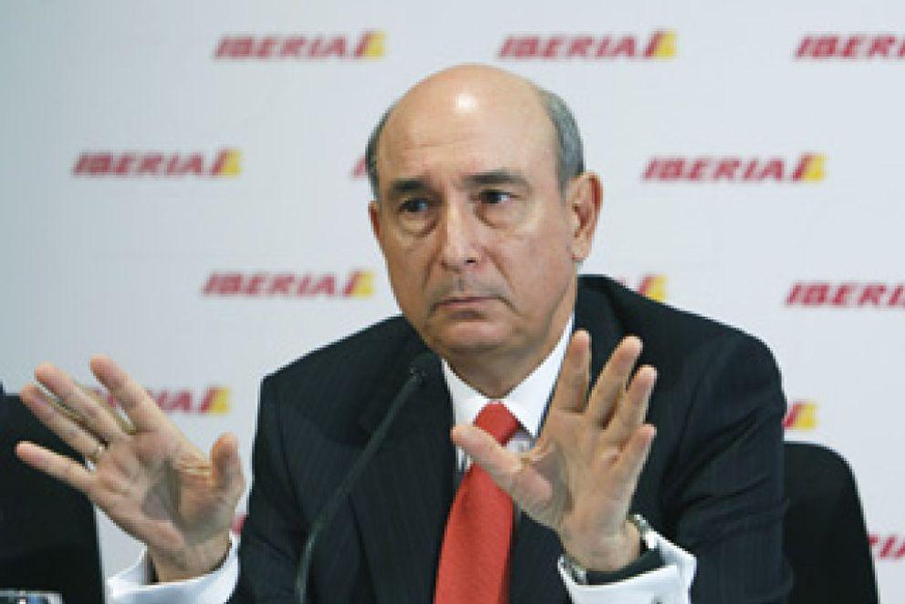 Foto: Caja Madrid aprovecha la salida de Conte para reforzar su control en la gestión de Iberia