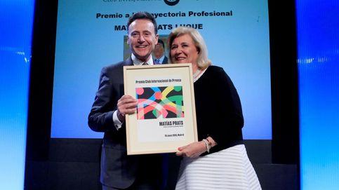 Premios del Club internacional de prensa