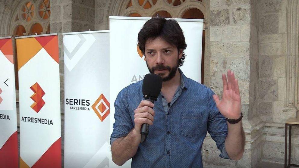 Álvaro Morte: La casa de papel' tendrá su hueco porque tiene el ritmo y la factura de muchas series extranjeras