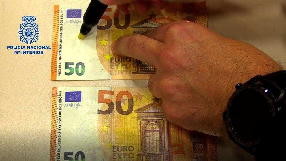 La Policía Nacional alerta: el rotulador detector de billetes falsos no siempre es efectivo