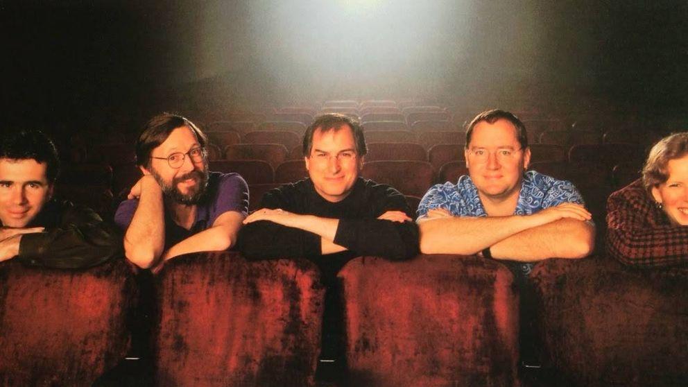 El desconocido 'padre' de Pixar que hizo rico a Steve Jobs sin saber nada de cine