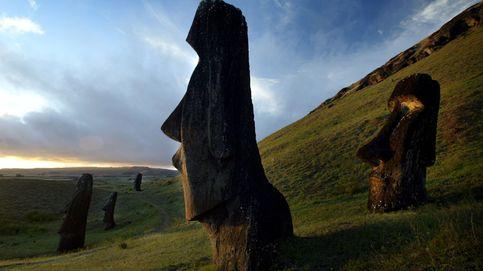 Desvelan el último gran misterio de la Isla de Pascua: ¿por qué los moái están donde están?