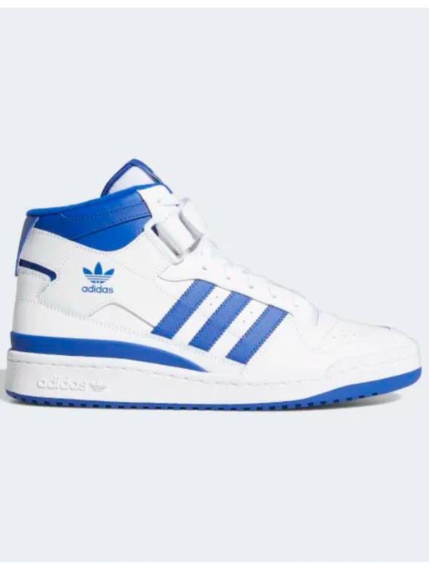 'Forum 84' de Adidas. (Cortesía)