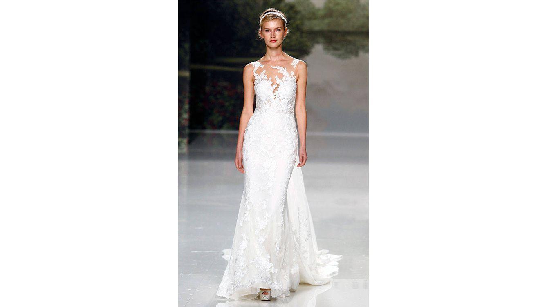 Vestido de novia leticia st patrick