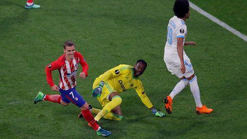 Olympique de Marsella vs Atlético de Madrid en directo: doblete de Griezmann