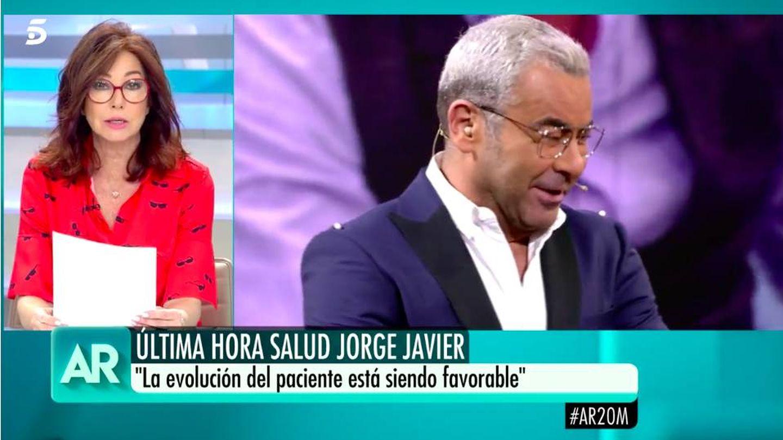 La presentadora habló de Vázquez en su programa. (Mediaset)
