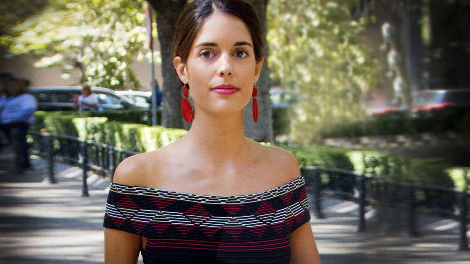 Foto: Sofía Palazuelo, en una foto de archivo. (Getty)
