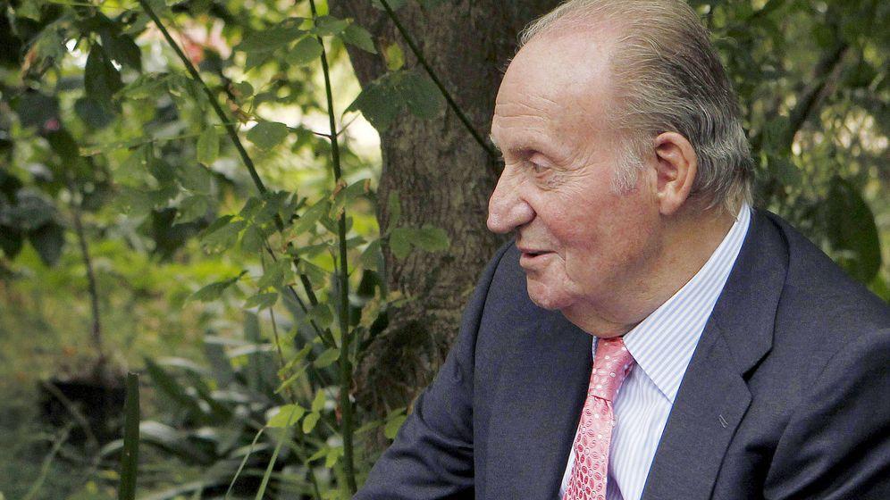 Foto: Don Juan Carlos, en una imagen de archivo. (Reuters)