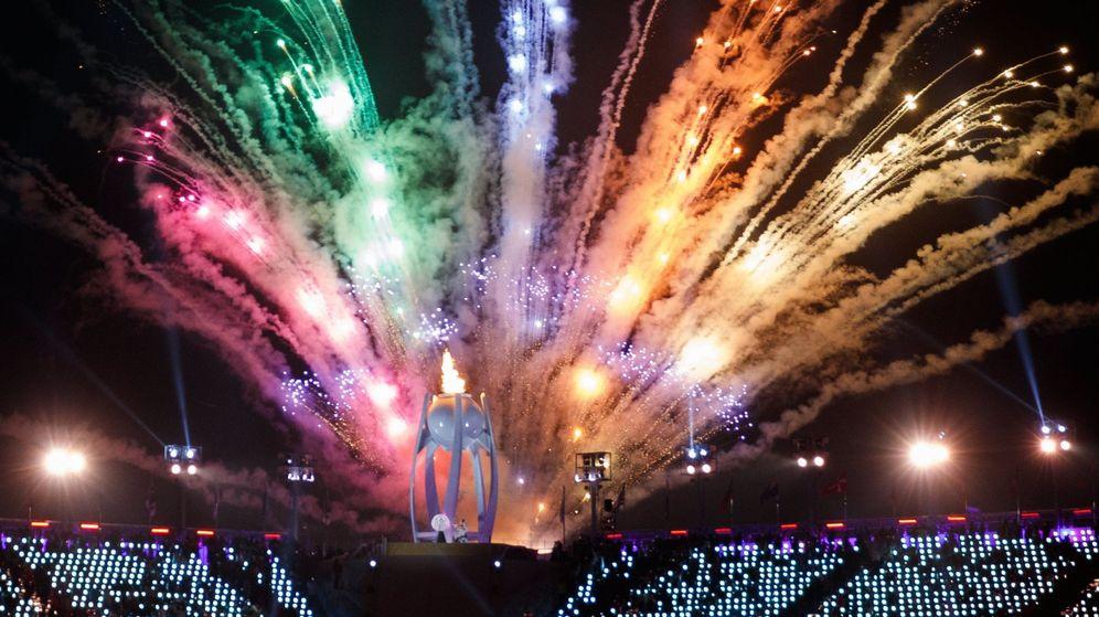 Foto: Ceremonia de apertura de los Juegos Paralímipicos | EFE