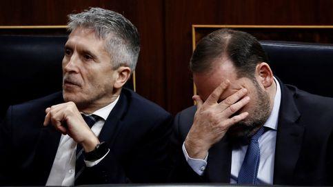 Fomento e Interior se culpan de que la 2 de Maduro cruzara Barajas para dejar la UE
