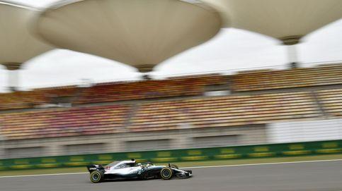 Igualdad total y ¿real? entre Mercedes y Ferrari con Hamilton primero
