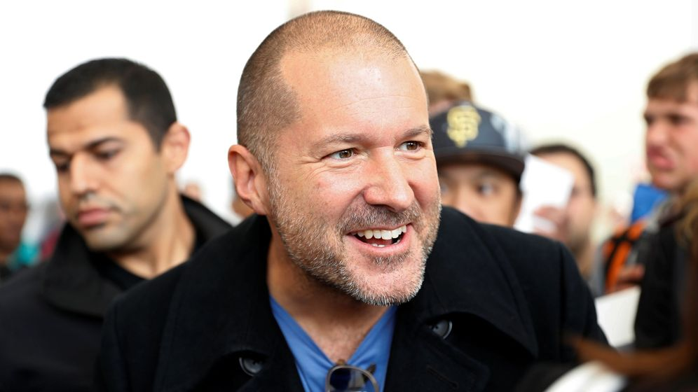 Foto: Jonathan Ive, el hasta ahora jefe de diseño de Apple. (Reuters)