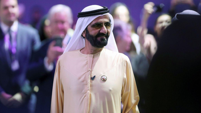 El emir de Dubái. (Reuters)