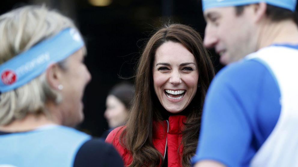 Kate Middleton sabe cómo divertirse y tenemos las pruebas
