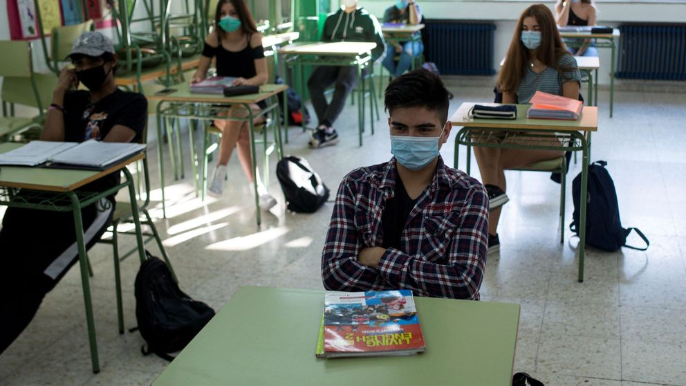 El objetivo del Gobierno en educación: volver presencialmente a las aulas en septiembre