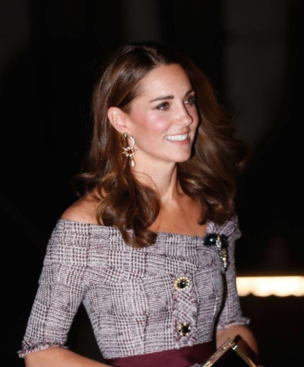Foto: La duquesa de Cambridge abrió el evento. (Getty)