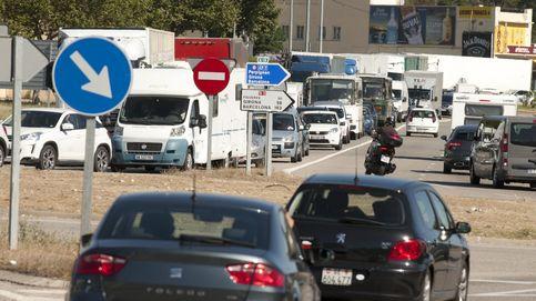 Descubierta una red pirata de autobuses en A Coruña que desplazaba a discapacitados