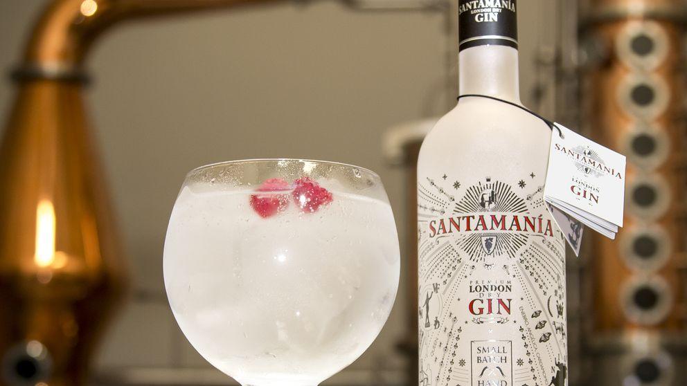 Santamania, o como destilar la mejor ginebra de autor, en Madrid
