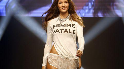 Malena Costa imita a Elsa Pataky en su videoclip de 'Women Secret'