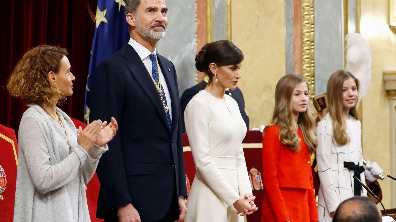 La familia real. (EFE)