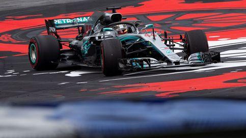 Mercedes manda en casa de Red Bull con Alonso en una situación preocupante