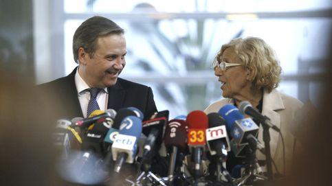 El PSOE, en la trampa de Carmena