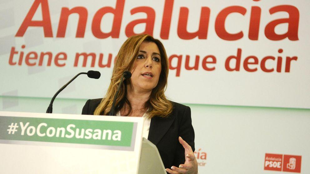 Susana Díaz se sube al carro de la recuperación y las rebajas fiscales