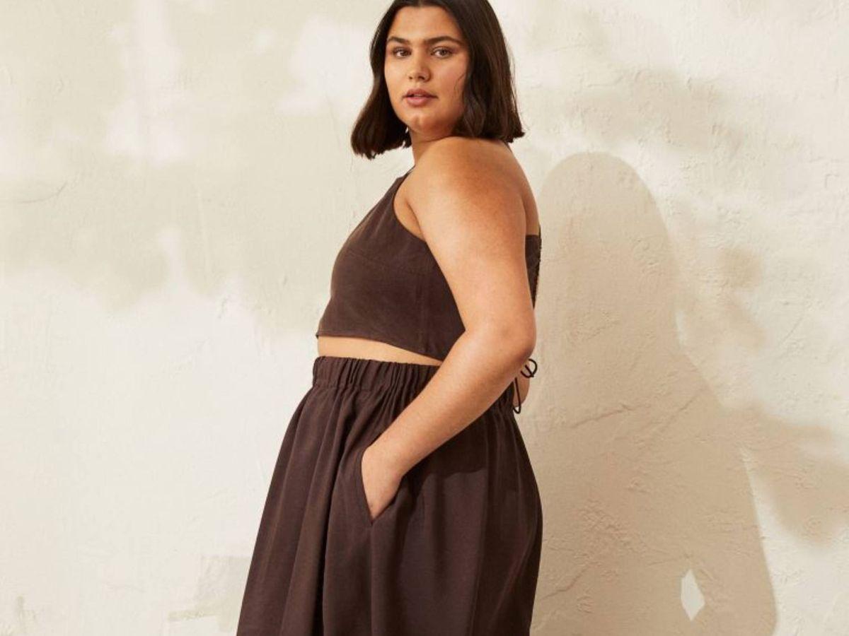 Foto: La falda de HyM. (Cortesía)