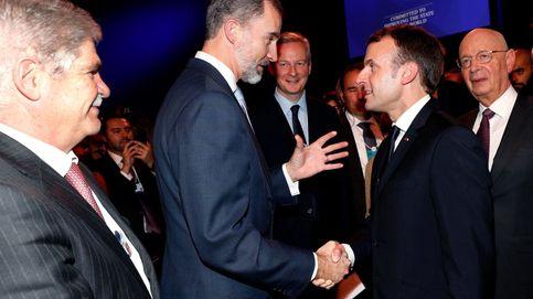 Alfonso Dastis sufre una lipotimia en plena mesa redonda en Davos