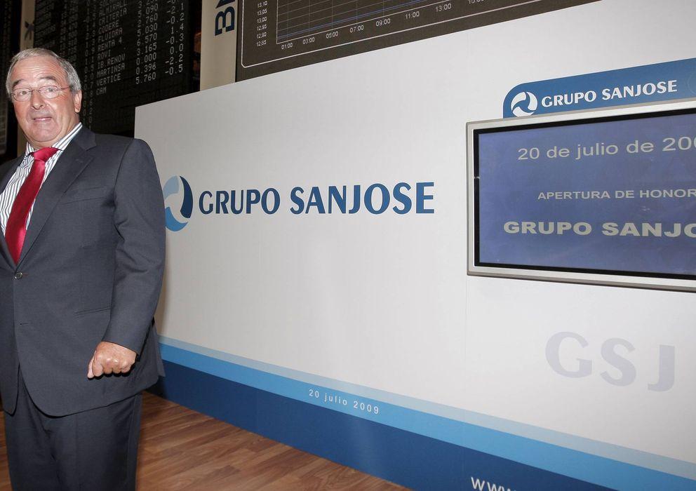 Foto: Fotografía de archivo del presidente del grupo San José, Jacinto Rey (EFE)