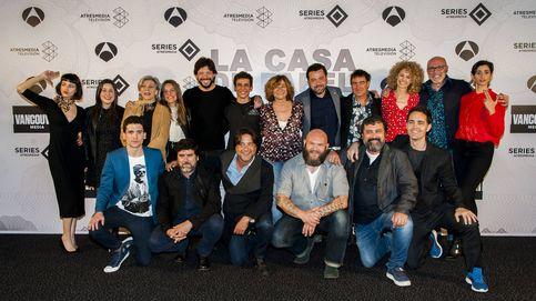 Reparto de 'La casa de papel': Úrsula Corberó, Paco Tous, Alba Flores...
