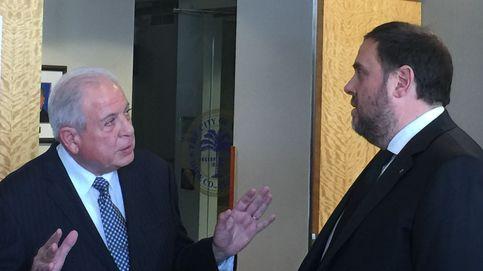 Descafeinado resultado económico de la visita de Oriol Junqueras a Miami
