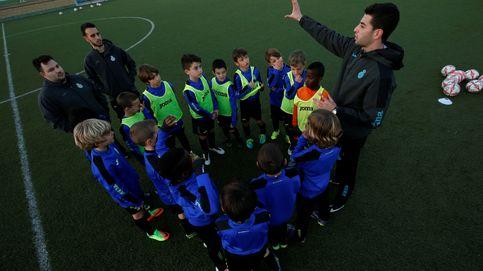 Academia de fútbol del Espanyol