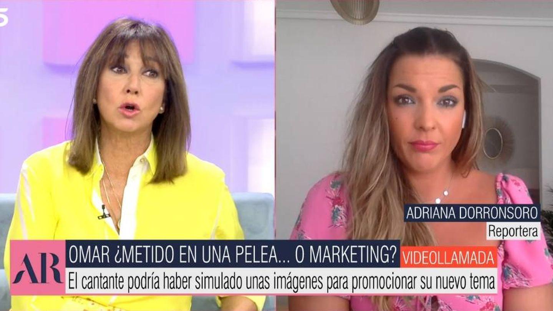 Fotograma de 'El programa de Ana Rosa'. (Mediaset España)