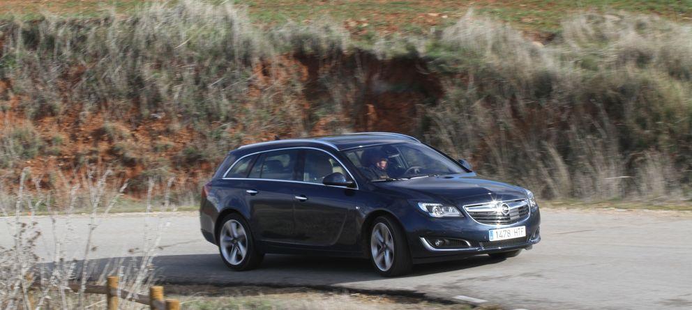 Foto: Prueba Opel Insignia Sports Tourer