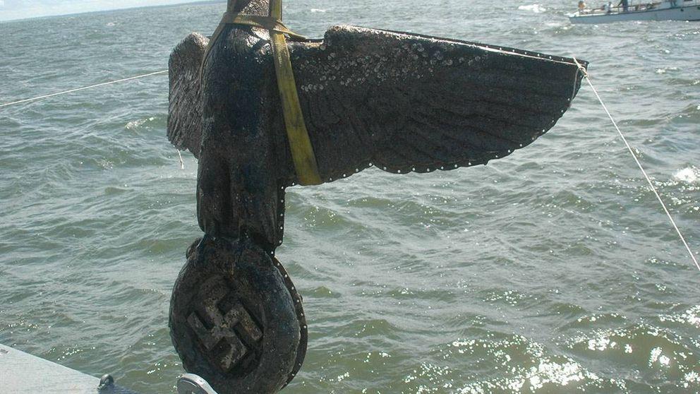 Uruguay protagoniza un litigio millonario por un águila nazi de 350 kilos