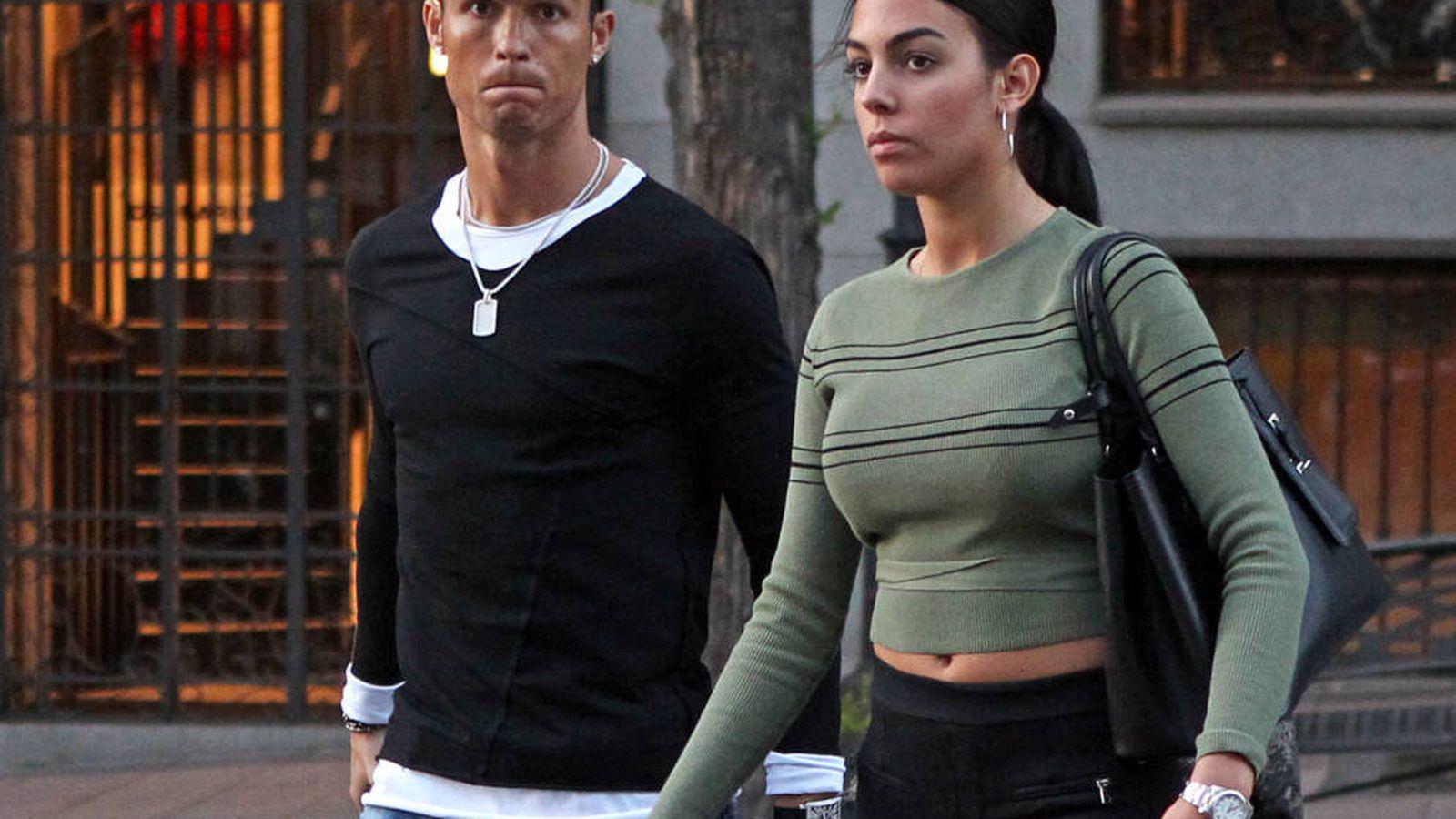 Foto: Cristiano y Georgina. (Gtres)