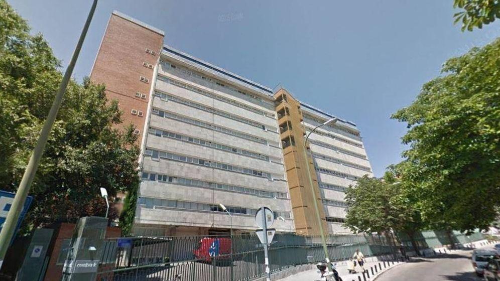 Foto: Sede de Cecabank en el Parque de las Avenidas de Madrid.