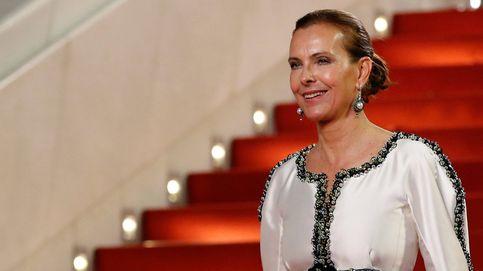 Carole Bouquet, suegra de Carlota e íntima de Carolina, abre su corazón
