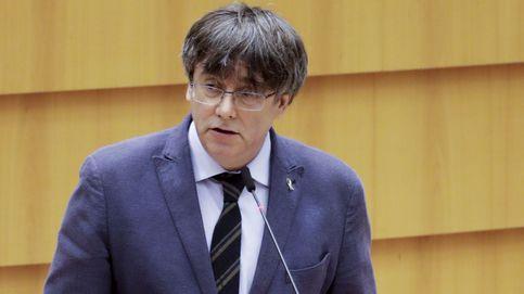 Puigdemont evitó condenar en el Parlamento Europeo el asalto al Capitolio de EEUU