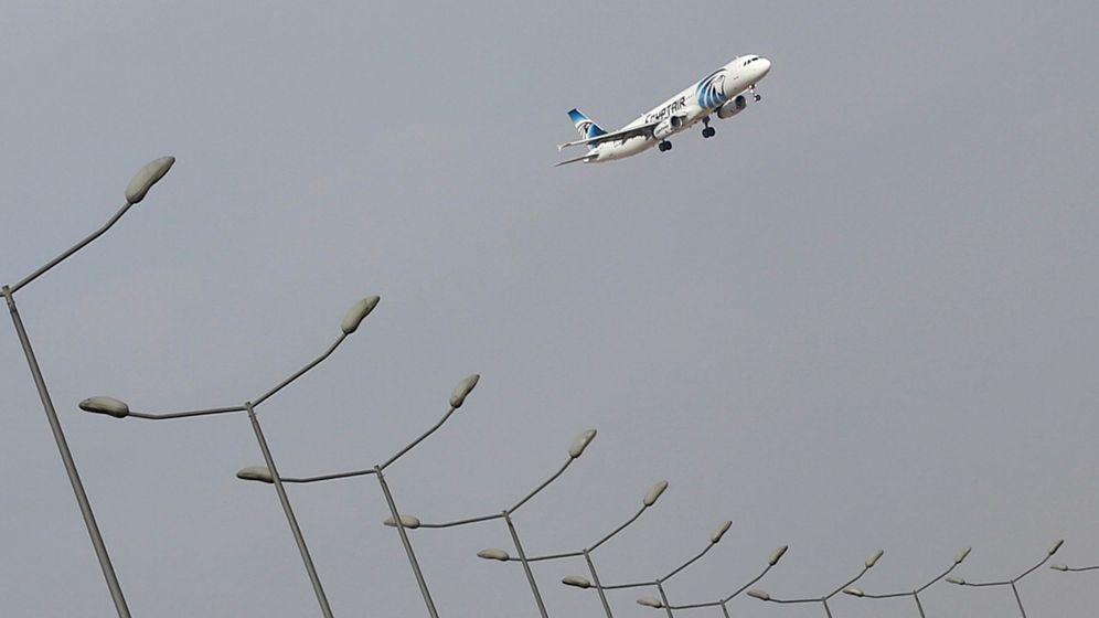 Foto: Un avión de la misma compañía. (Efe)