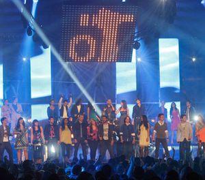 Las artimañas de Telecinco provocan que 'OT' caiga 2 puntos