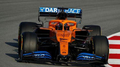 Test de pretemporada de F1: Kubica acaba en lo más alto y Ferrari vuelve a sufrir