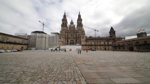 Confirmado un caso de la variante británica del coronavirus en Santiago de Compostela