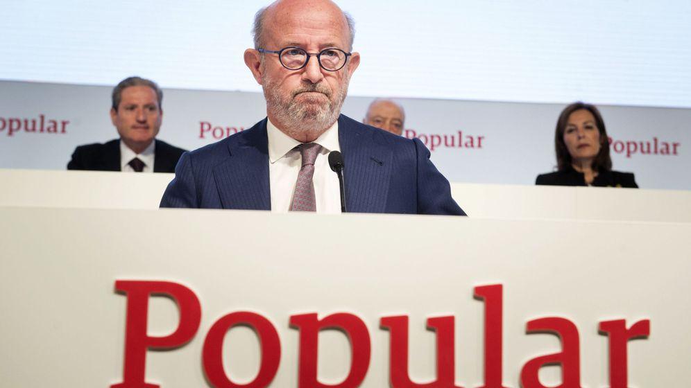 Foto: El expresidente del Banco Popular, Emilio Saracho. (EFE)